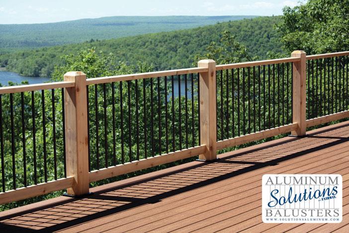 Aluminum deck balusters roselawnlutheran